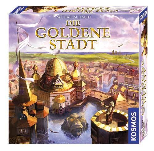Die Goldene Stadt von Kosmos