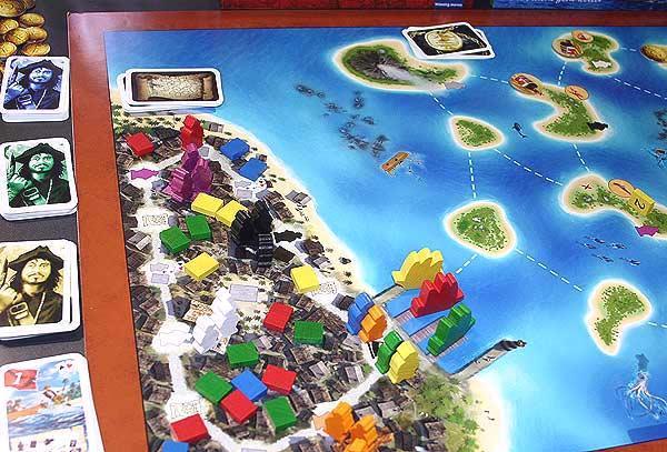 Die Goldinsel von Reich der Spiele