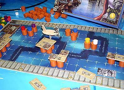 Die Säulen von Venedig von Reich der Spiele