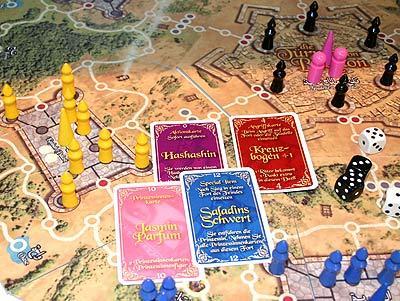 Die Türme von Babylon von Reich der Spiele
