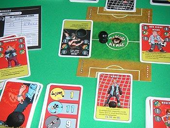 Die wilden Fußballkerle von Amigo Spiele