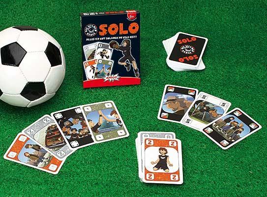 Die Wilden Fußballkerle: Solo von Amigo Spiele