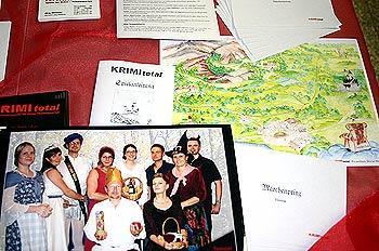 Krimi total - Die zweifelhafte Welt der Märchen von Reich der Spiele