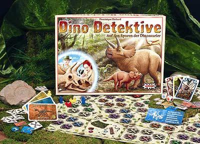 Dino Detektive von Amigo Spiele