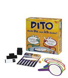 Dito von University Games