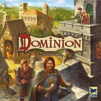 Dominion - Intrige von Hans im Glück/Schmidt Spiele