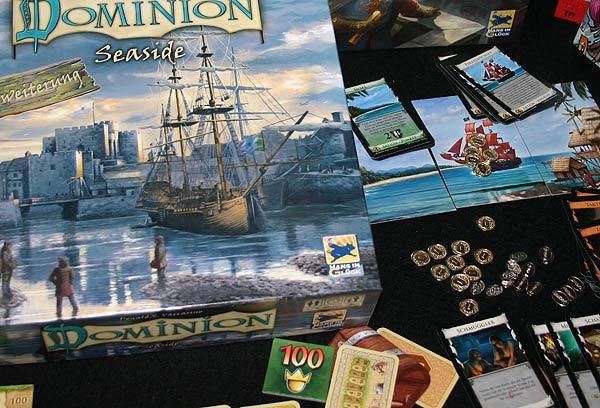 Dominion: Seaside von Reich der Spiele