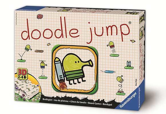 Doodle Jump von Ravensburger
