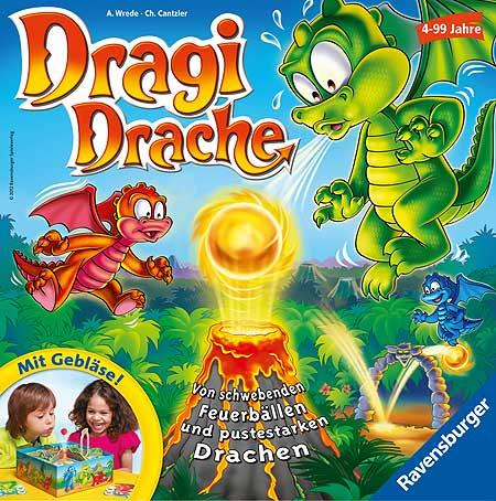 Dragi Drache von Ravesnburger