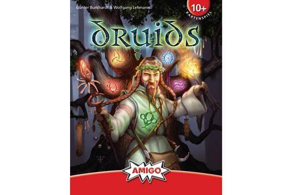 Stichspiel Druids - Foto von Amigo Spiele