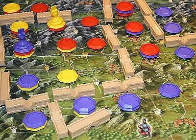 Dschingis Khan von Reich der Spiele