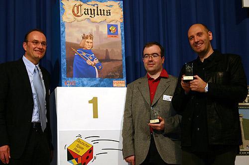 Caylus - Sieger des Spielepreises von Reich der Spiele