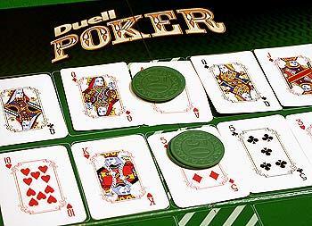 Duell Poker von Reich der Spiele