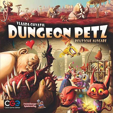 Dungeon Petz von CGE