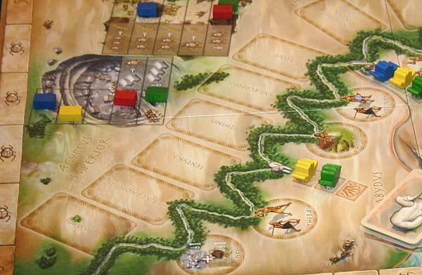 Egizia von Reich der Spiele