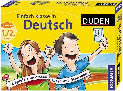 Einfach klasse in Deutsch von Kosmos