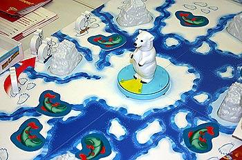 Die Eisbärenbande von Reich der Spiele