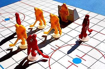 Eishockey - die Simulation von Reich der Spiele