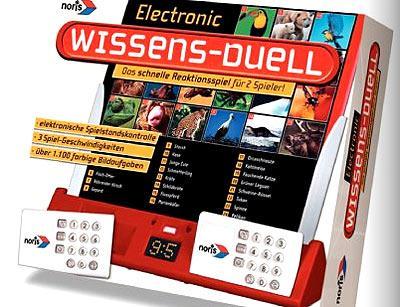 Electronic Wissens-Duell von Noris Spiele