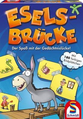 Eselsbrücke von Schmidt Spiele