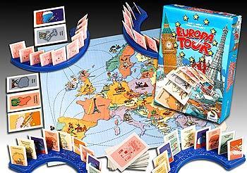 Europatour von Schmidt Spiele