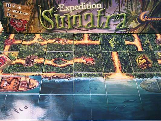 Expedition Sumatra von Igramoon