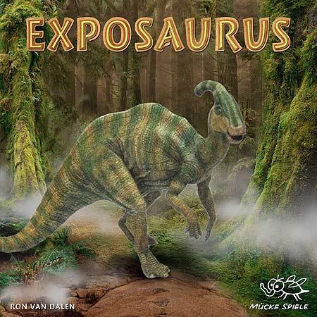 Exposaurus von Mücke Spiele