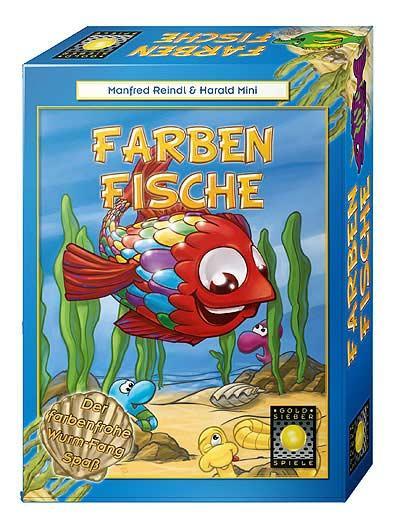 Farben Fische von Goldsieber