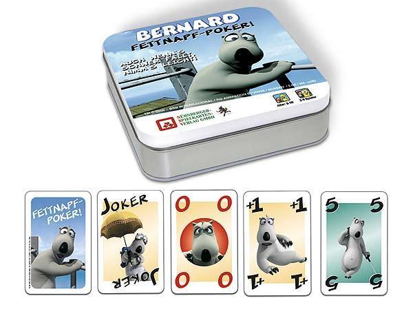 Fettnappf-Poker von Nürnberger Spielkartenverlag