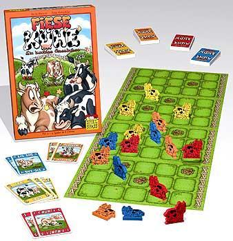Fiese Kühe von Spielspass