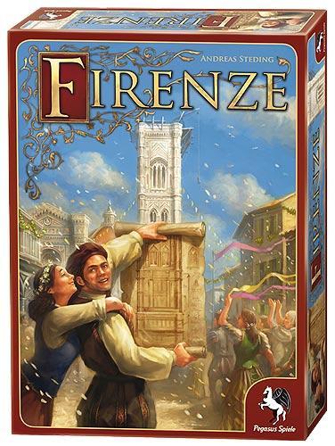 Firenze von Pegasus Spiele