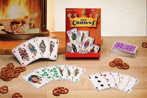 Five Crowns von Amigo Spiele