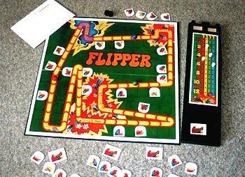 Flipper von Gerhard Fieseler