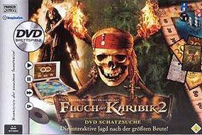 Fluch der Karibik 2 - DVD Schatzsuche von