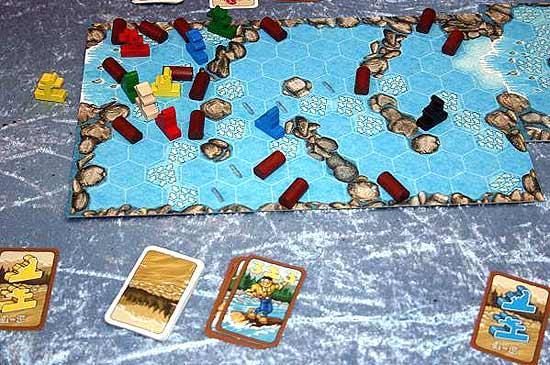 Flussfieber von Reich der Spiele