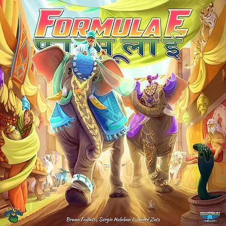 Formula E von Clever Mojo Games