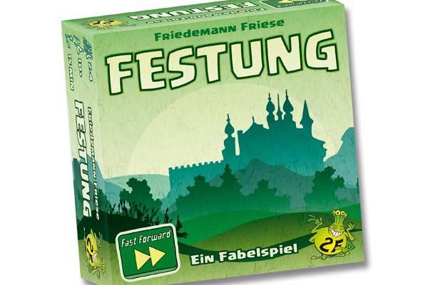 Kartenspiel Festung - Foto von 2F-Spiele