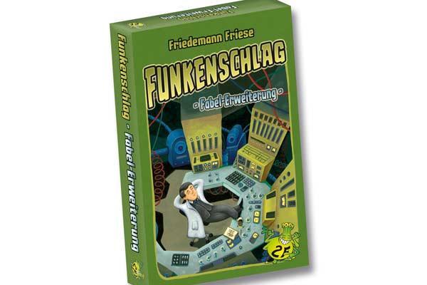Funkenschlag - Fabel-Erweiterung - Foto von 2F-Spiele