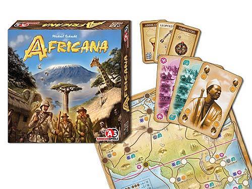 Africana von Abacusspiele