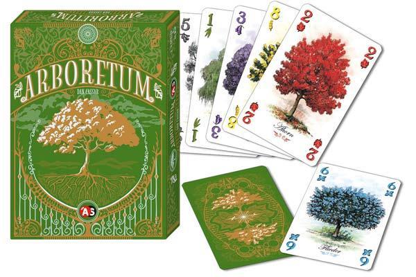 Kartenspiel Arboretum - Foto von Abacusspiele