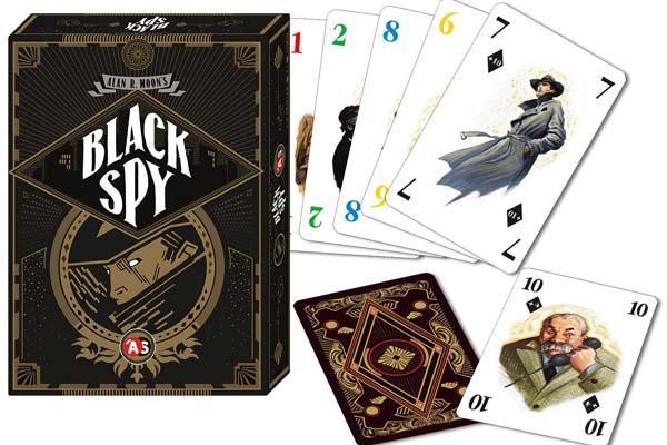 Stichspiel Black Spy - Foto von Abacusspiele