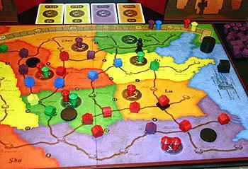 China von Reich der Spiele