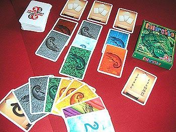Coloretto von Reich der Spiele