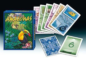 Coloretto Amazonas von Abacusspiele
