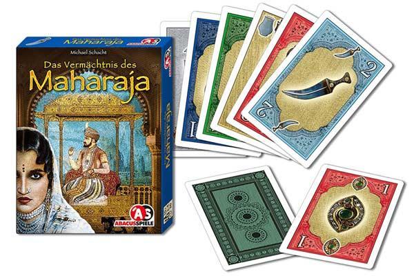 Das Vermächtnis des Maharaja - Foto von Abacusspiele