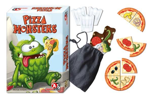 Pizza Monsters - Foto von Abacusspiele