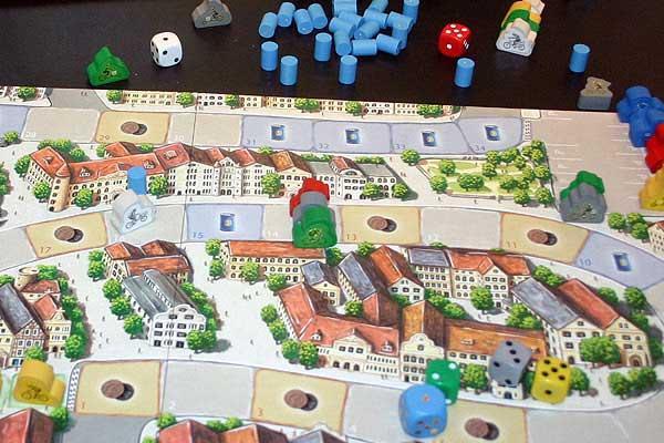 Velo City von Reich der Spiele