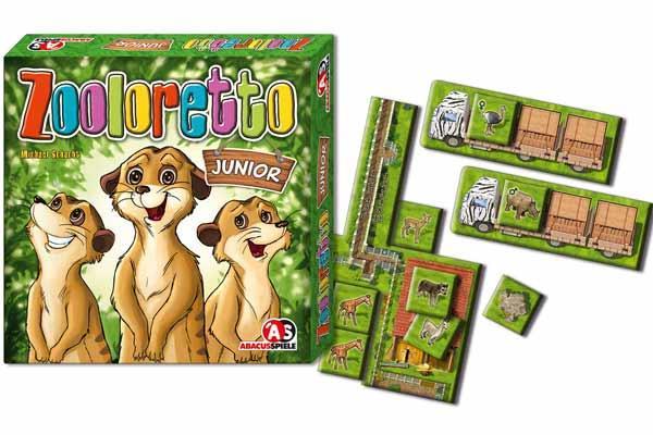 Zooloretto Junior - Foto von Abacusspiele