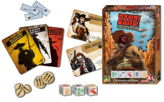 Bang! The Dice Game - Foto von Abacusspiele