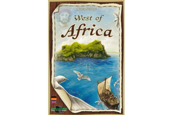 Brettspiel West Of Africa - Foto von Blackfire